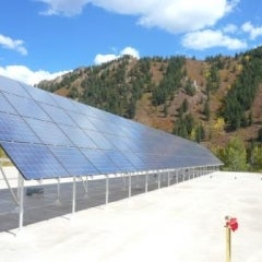 Aspen, CO Beats Georgetown TX in Race to Become Third Renewably Powered City in U.S.