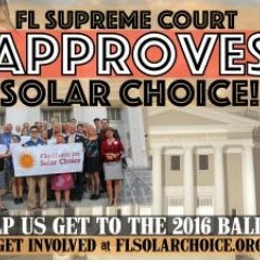 Florida Supreme Court Allows Solar Amendment on the State Ballot for 2016
