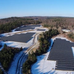 Morgan Stanley Makes $100M Investment in MA Community Solar Projects