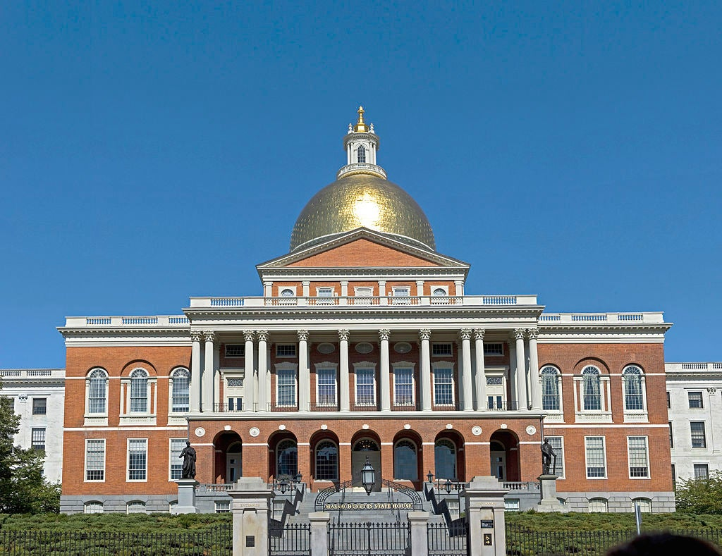 Massachusetts' State House. Courtesy Wikimedia Commons