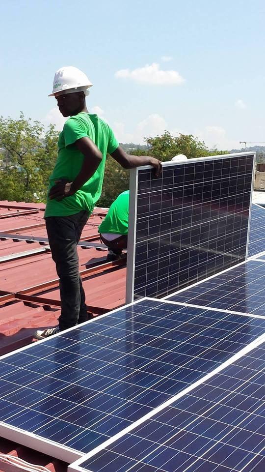 Haitian Nonprofits Get From The Sun Thanks To Nrg Digitalkap Partnership