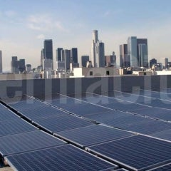 Los Angeles Warehouses Will House a 16.4 MW Rooftop Solar Array
