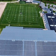Baltimore Ravens Become Newest Football to Score a Solar-Powered Touchdown