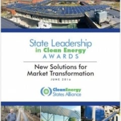 Six States Awarded by the Clean Energy States Alliance for Innovative Solar, Energy Projects