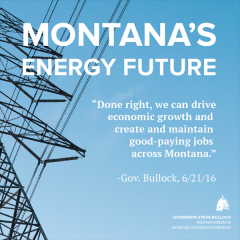 Montana Gov. Introduces Blueprint for Energy Future With Solar