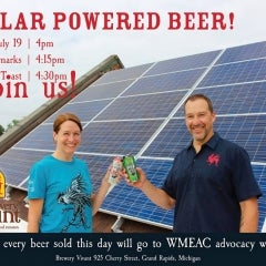 Brewery Vivant Toasts the Sun With Solar Array