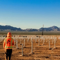 Moapa Paiute Tribe Uses TerraSmart to Install 250 MW Farm on Native Lands