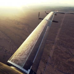 The Future of the Internet on a Wing and Solar Power From Facebook