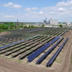 Old Landfill in Wisconsin Becomes the Dairy Land's Largest Solar Farm