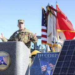 Fort Hood Will Soon get 40% of its Energy From its own Wind, Solar projects