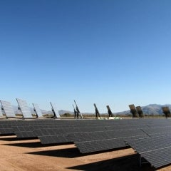 Tuscon to get 10 MW Battery Storage System With Solar to Manage TEP's Grid