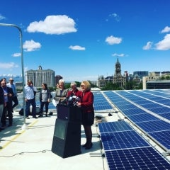Salt Lake City is Latest City to Commit to 100% Renewable Energy