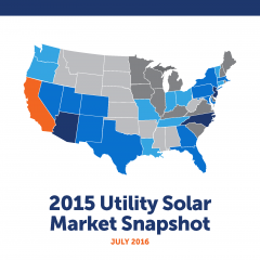 Solar Market Snapshot Finds Rooftop Solar Grew 50% in 2015
