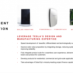 Coming Soon A Tesla Solar Roof?