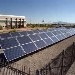 Solar Will Replace Power From Early NV Energy Coal Plant Retirement