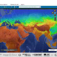 IRENA, Visalia Make More Global Atlas Solar and Wind Data Maps Free