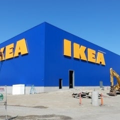 Ikea is Installing Washington State's Largest Rooftop Solar Array