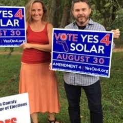 Floridians Overwhelmingly Add Solar Tax Break to Constitution