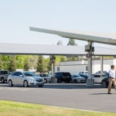 California State University's Long Beach Campus Installing a 4.8 MW Solar Carport
