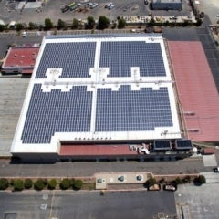 Western Precooling Systems Saves Money With Power From the Sun at 4 Facilities
