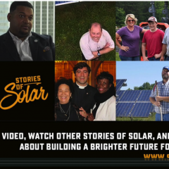 "Southern Environmental Law Center's ""Stories of Solar"" Campaign Shows Solar in the South"