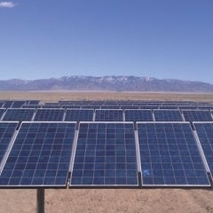 Albuquerque to Get 25% of Energy From Solar, Expanding Environment America Campaign