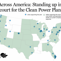 Obama's Clean Power Plan Goes to Back to Court