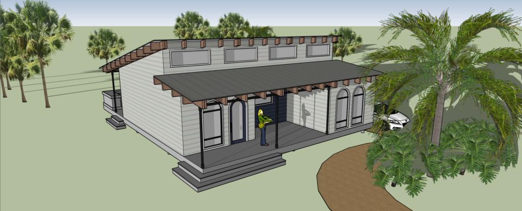 Team Daytona Beach Begins Building The Beach House For