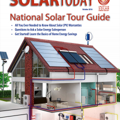 Go Rooftop Solar at Least for a Day, Check out The National Solar Tour in October!