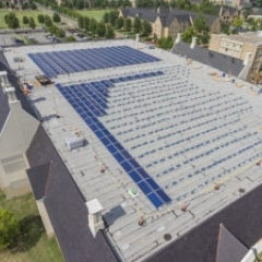 University of Tulsa Sets Stellar Solar Example in Policy-Tangled Oklahoma