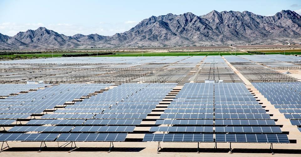 APS Celebrates 1 Million Installed Solar Panels Courtesy APSs FB