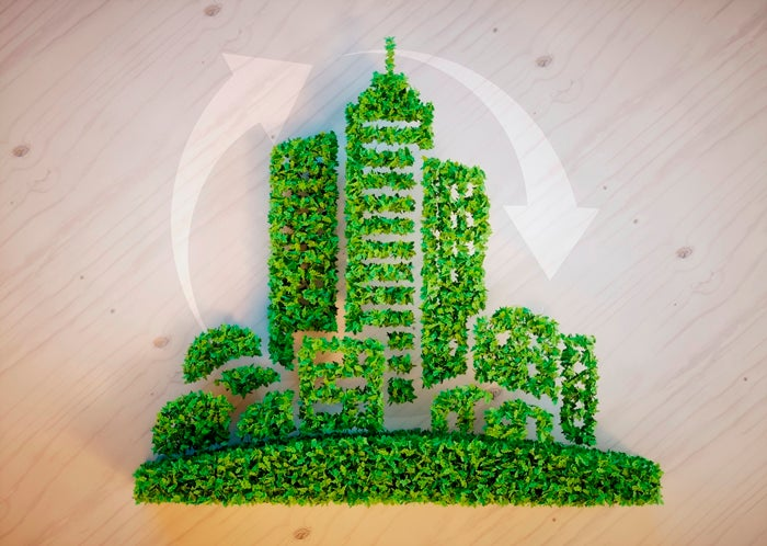 WalletHub's top green cities. Courtesy WalletHub