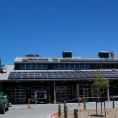 Stanford's Campus-Wide Solar Expansion Right On Time
