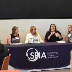 SEIA Takes Women Empowerment Initiative Series of Events in San Francisco