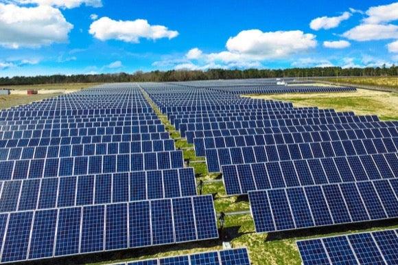 Mit Ma Orgs Team Up To Fund Massive Solar Farm In North