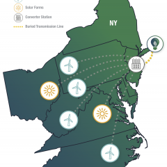 Invenergy Proposes 700 MWs of Wind, Solar for Long Island