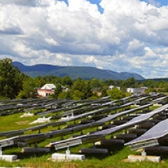 An Hour Of Sun On A Hot Summer Day: Solar and Batteries Save Vermonters $200,000