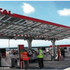 Total Will Install Solar Power at 5,000 Gas Stations Across the World