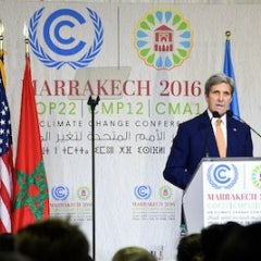 Sec. of State Kerry Reassures World That US Will Live up to Paris Climate Promises