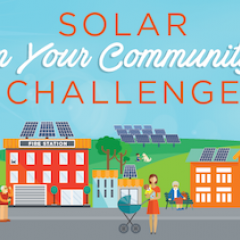 SunShot Initiative Launches Community Solar Challenge