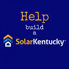Kentucky Chapter of Habitat For Humanity, Solar Kentucky to Install Solar on Homes