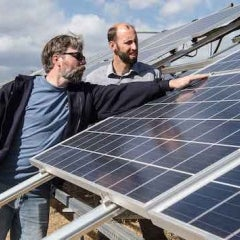 New NREL Solar Field Shows Public how Solar Panels Perform Over Time