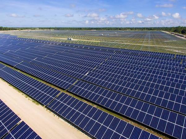Florida S Fpl Will Install 1 2 Gws Of Solar Over 4 Years