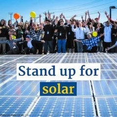 Environment America Fights Attacks on Solar With new Stand Up for Solar Campaign