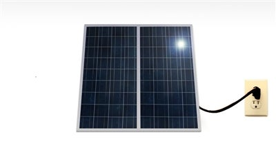 Prosumer Solar Technology Plug And Play Pv Panels Next