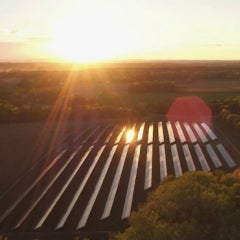 Ithaca College Getting 10% of Energy From new Solar Farm