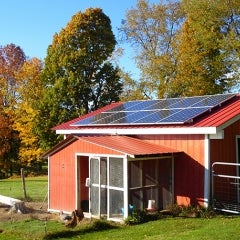 Vermont's Green Mountain Power Offers First Off-Grid Rooftop Solar Incentives