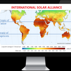 World Bank, ISA's Global Solar Atlas Will Promote Worldwide Solar Development