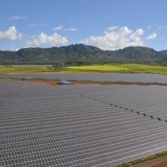 Hawaii's Kauaʻi to Reach 50% Renewables, With Energy Storage Cheaper Than Oil!