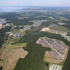 Amazon Goes Prime in Virginia With 100 MW Solar Farm—its Largest yet
